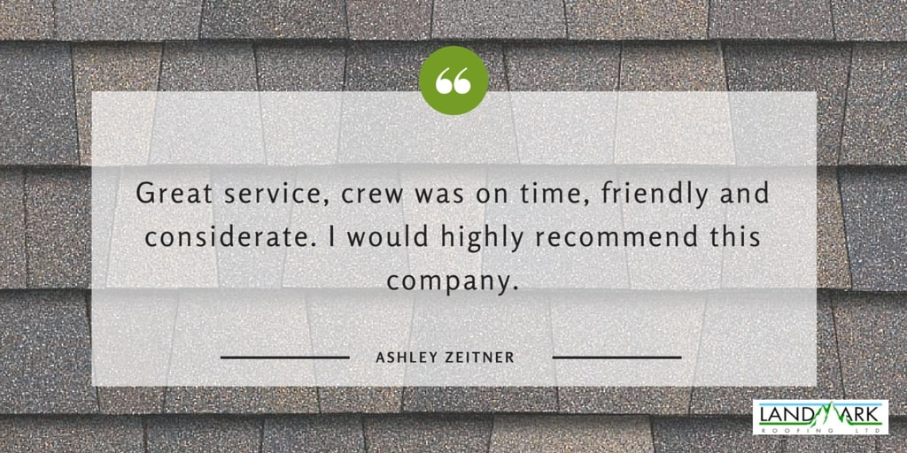 roofers testimonial image